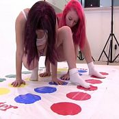 Rachel & Heather FloridaTeenModels DVD2 Twister Video