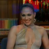 Jennifer Lopez Great Cleavage On Interview HD Video