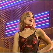 Kylie Minogue Word Is Out Live TOTP 1991 Video
