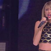 Taylor Swift Blank Space Live Jingle Bell Ball London 2014 HD Video
