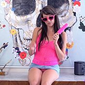 Andi Land Pink Popsicle HD Video