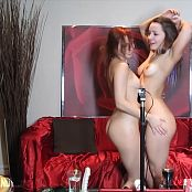 Ariel Rebel & Mandy Naughty Dildoshow Part 3 HD Video