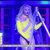 Britney Spears Do You Wanna Come Over Live Today Show 2016 HD Video