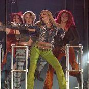Britney Spears I Love Rock N Roll Live Las Vegas Video