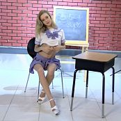 Cali Skye Japanese Schoolgirl HD Video