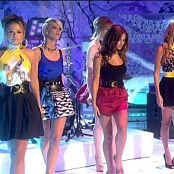 Girls ALoud Cant Speak French Live T4 2008 Video