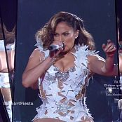 Jennifer Lopez On The Floor Live IHR Fiesta Latina 2015 HD Video