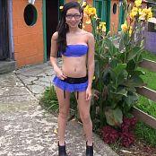 Luisa Herrera Blue Mini HD Video 475