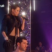 Rachel Stevens Negotiate With Love Live CDUK 2005 Video