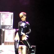 Rihanna Rude Boy Live May 2010 Sexy Black Latex HD Video