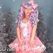 Sexy Pattycake Frozen Princess Dance Tease Video