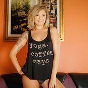 Sheri Belle Yoga Coffee Naps Picture Set & HD Video