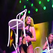 Lady Gaga Various Hot Latex Outfits HD Video
