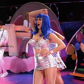 Katy Perry California Gurls Live Shiny Silver Dress HD Video