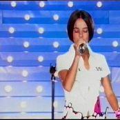 Alizee Gourmandises Live 2001 Video