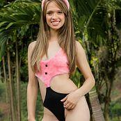 Ana Ortiz Fuzzy Bunny TBF Picture Set 659