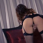Ariel Rebel Velvet Masturbation HD Video