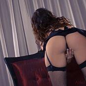 Ariel Rebel Velvet Masturbation HD Video