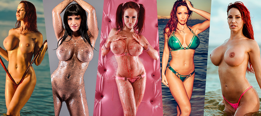 Bianca Beauchamp All Glamour Picture Sets Complete Siterip