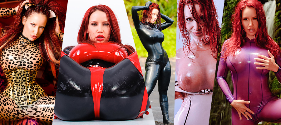 Bianca Beauchamp All Latex Picture Sets Complete Siterip