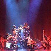 Britney Spears Slave 4 U Live 2014 POM HD Video