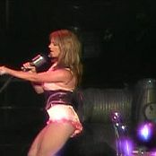 Britney Spears Baby One More Time Live Onyx Hotel Bootleg Video