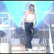 Britney Spears Baby One More Time Live Disney 1999 Video