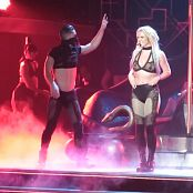 Britney Spears Hot Lingerie Talking To Audience POM HD Video