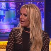 Britney Spears Interview & Performance J Ross Show 2016 HD Video