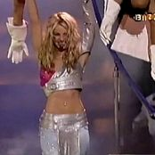 Britney Spears Oops i Did It Again Tour Live Loisiana 2000 Video