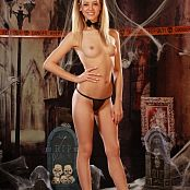 Cali Skye Black Devil Halloween Special Picture Set & HD Video