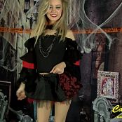 Cali Skye Vampiress Halloween 2016 HD Video