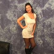 Christina Model Dancing & Teasing DVD 111 Video