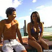 Eva Angelina Sexy Latina Bikini Babe Fucked Video