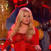 Jessica Simpson These Boots Are Made For Walkin Live HD Video