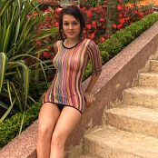 Laurita Vellas Stair Stripes TBF HD Video 482