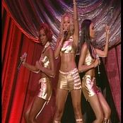 Beyonce Medley Sexy Golden Outfit MusikByran Sweden 2001 Video