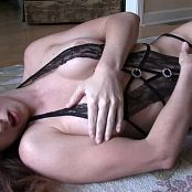 Kitty Purrz Agony Black Lingerie HD Video