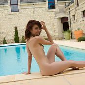 Ariel Rebel Poolside Part 2 Picture Set