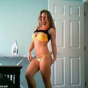 Blueyedcass Yellow Undies Epic Ass Tease Camshow Video