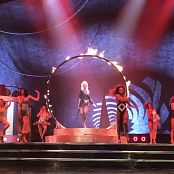 Britney Spears Circus Las Vegas 2016 HD Video