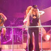Britney Spears POM Work Bitch Hat 2016 HD Video