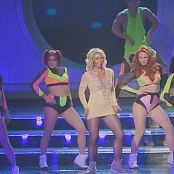 Britney Spears Pretty Girls Live POM Oct 31 HD Video