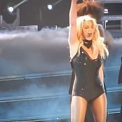 Britney Spears Baby & Oops Live Feb 21 Las Vegas HD Video