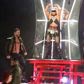 Britney Spears Work Bitch Live LA 22 October 2016 HD Video