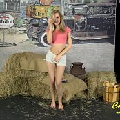 Cali Skye In The Hay HD Video