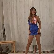 Christina Model Dancing & Teasing DVD 082 Video