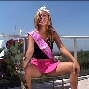Kat Teenage Anal Princess DVDR Video
