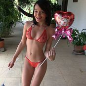 Laurita Vellas Red Undies TBF Bonus LVL 2 HD Video 019