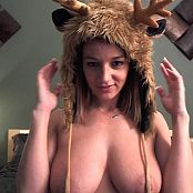 Nikki Sims Epic Moose Head Tease Camshow Video